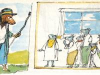 Мястото на приказката в живота на децата и възрастните