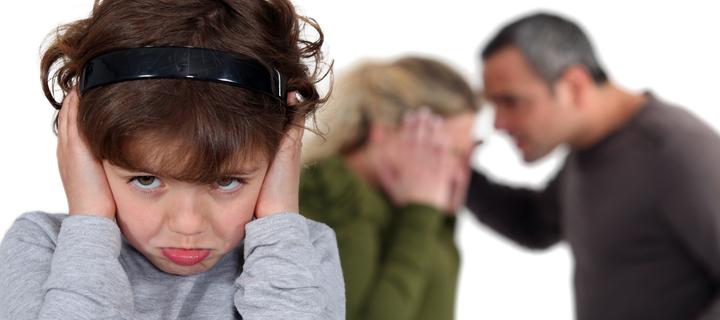 Какво да кажем на детето, когато се развеждаме?