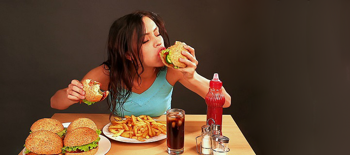 Храненето като емоция