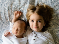 Ревността при по-големите братя и сестри