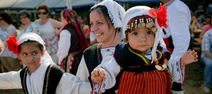 Детето – традициите и семейните празници