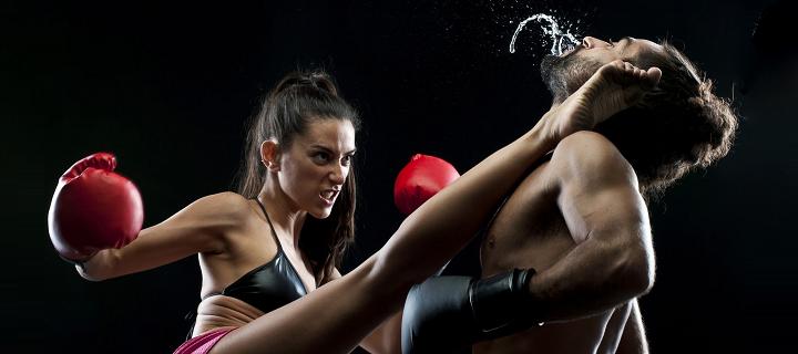 Войната между мъжете и жените