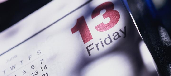 Параскавидекатриафобия – ирационален страх от петък 13