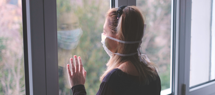 В капана на домашното насилие по време на изолация
