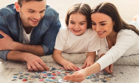 Как пъзелите помагат на развитието на децата?